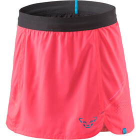 Dynafit Alpine Pro 2in1 Skirt Damen fluo pink